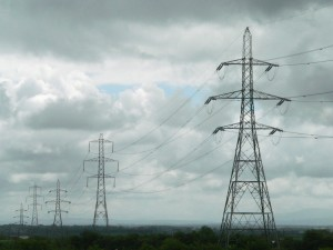 400kV Overhead Network Pylon