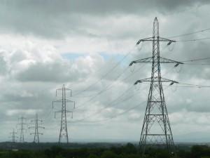 400kV Overhead Network Pylon