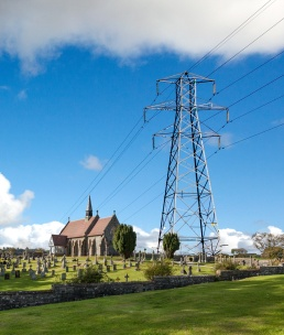IMG_9343 - Pylon by Challoch Church (2)